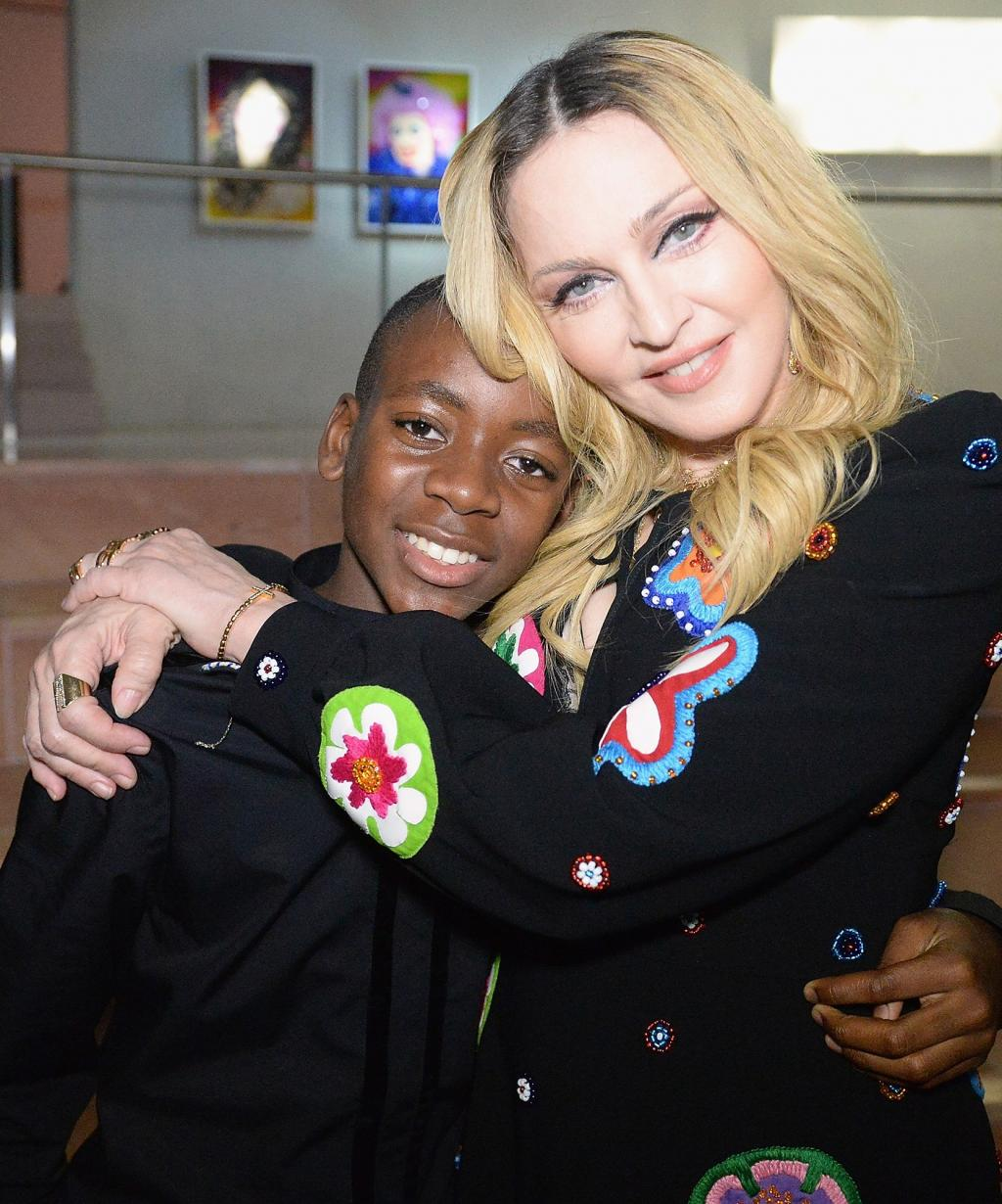 Ski Bunnies!      '  Madonna Shares Adorable Photo with Her Son and Daughter During the Holidays