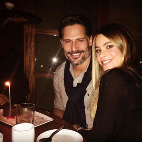 Sofia Vergara Celebrates Husband Joe Manganiello's 39th Birt