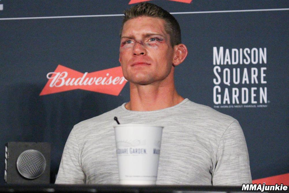Sorry, McGregor and Maia       '  Stephen Thompson says he still deserves champ Tyron Woodley next