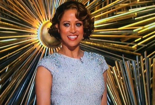 Stacey Dash Cameo Bewilders Oscar Attendees  '  And Stacey Das