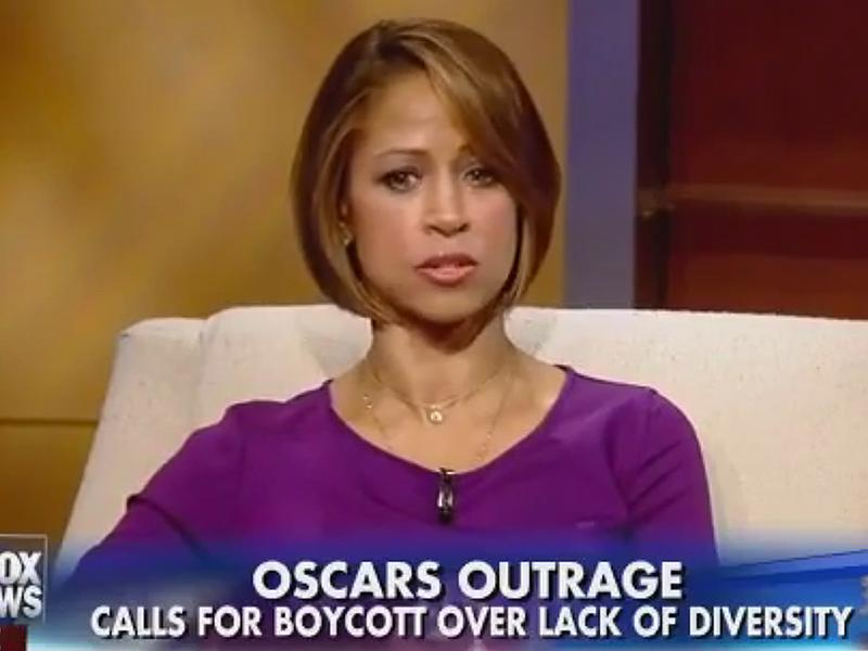 Stacey Dash Slams Oscar Boycott as 'Ludicrous' and Takes Aim