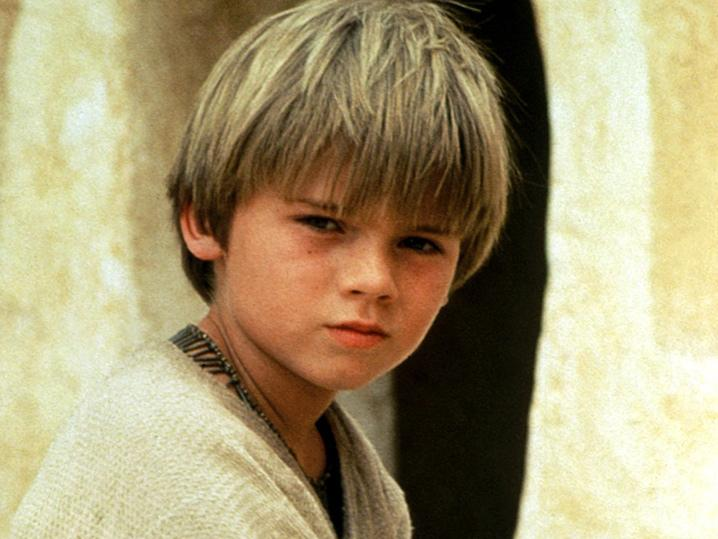 'Star Wars' Anakin Skywalker -- Schizophrenia Triggers Move