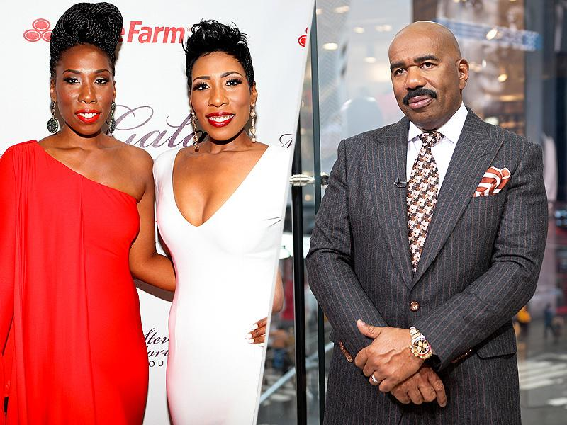 Steve Harvey Recalls the Heartbreaking Choice to Leave His First Wife and Kids to Chase His Dream of Becoming a Comedian - and the 'Emotional' Moment His Daughters Finally Forgave Him