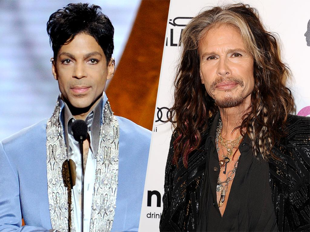 Steven Tyler Mourns Prince and Talks Addiction: 'If He Had the Same Disease I Have This Didn't Have to Happen'