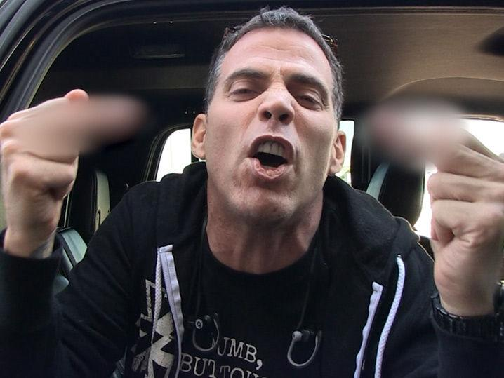 Steve-o Says -- SeaWorld ... F*** You!!! (Video)