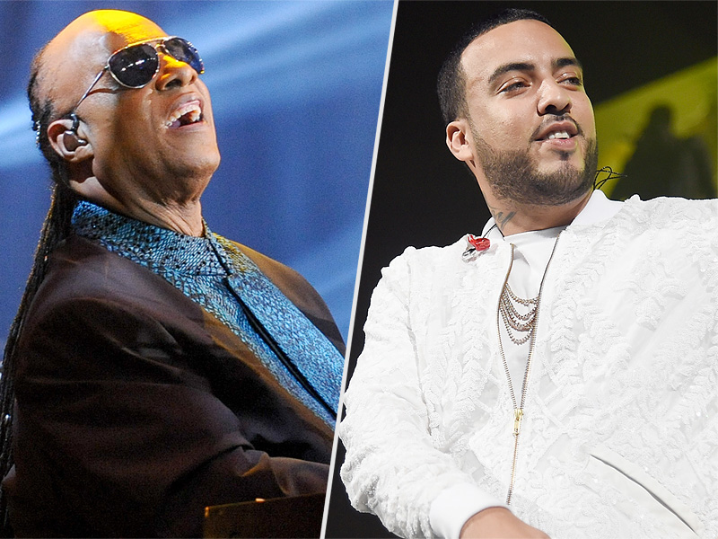 Stevie Wonder, French Montana, Fat Joe and Remy Ma Will Perform at BET Awards