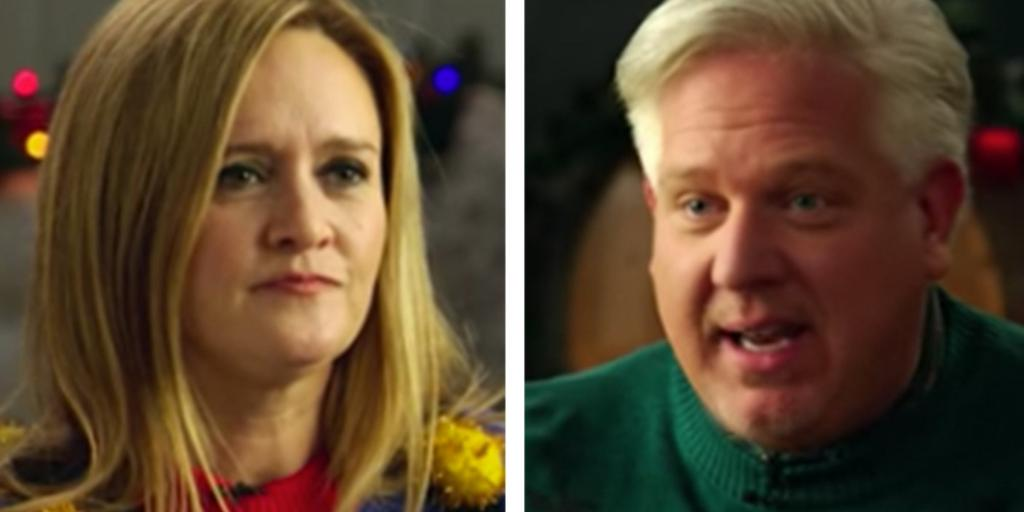 STRANGE BEDFELLOWS: Samantha Bee And Glenn Beck Unite To Fight 'Trumpism'