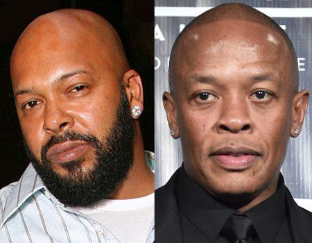 Suge Knight Sues Dr. Dre, Claims Rapper Hired a Hitman to Kill Him