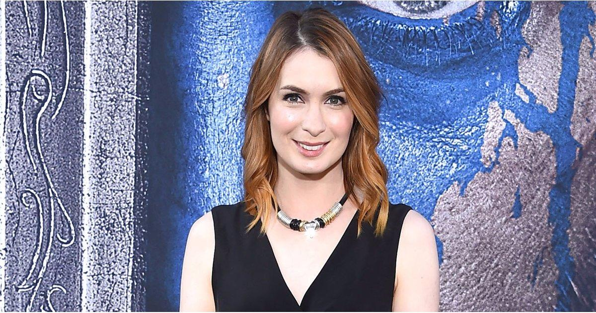 Supernatural's Felicia Day Announces Her Pregnancy . . . 3 Weeks Before She's Due!