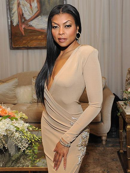 Taraji P. Henson Fires Back at 50 Cent After Empire Diss