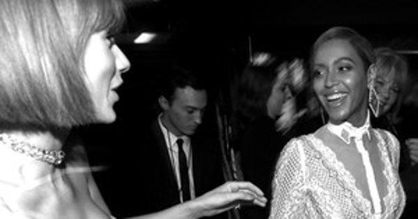 Taylor Swift & Beyonc'  Reunite and Have an Adorable Moment a