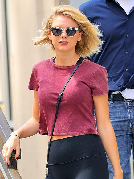 Taylor Swift Donates $50,000 to Baton Rouge Food Bank