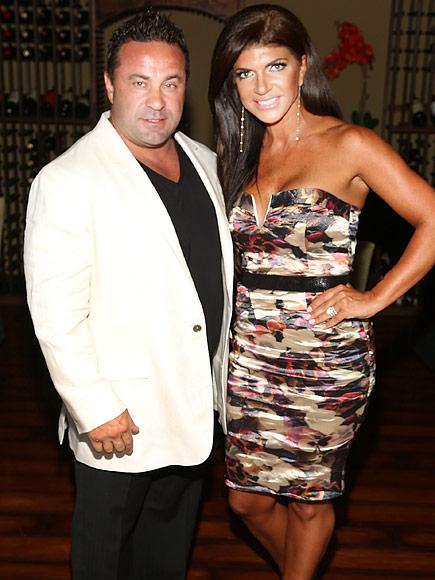 Teresa and Joe Giudice Address Reports That He Cheated While