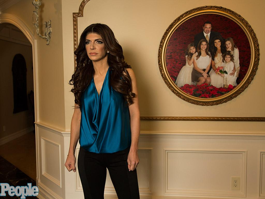 Teresa Giudice Describes Her First Days in Prison: 'I Was in
