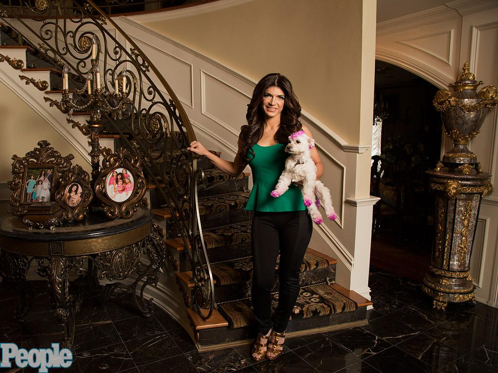 Teresa Giudice Shares Her Prison Workout Plan: How She Got D