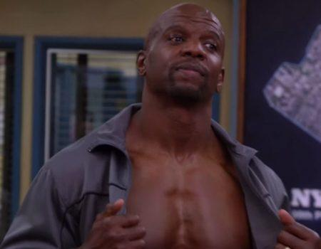 Terry Crews' Pecs Are Here to Get You in the Holiday Spirit