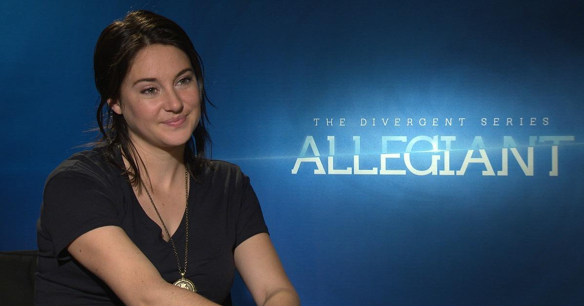 The 1 Thing Shailene Woodley Says She Doesn't Have in Common