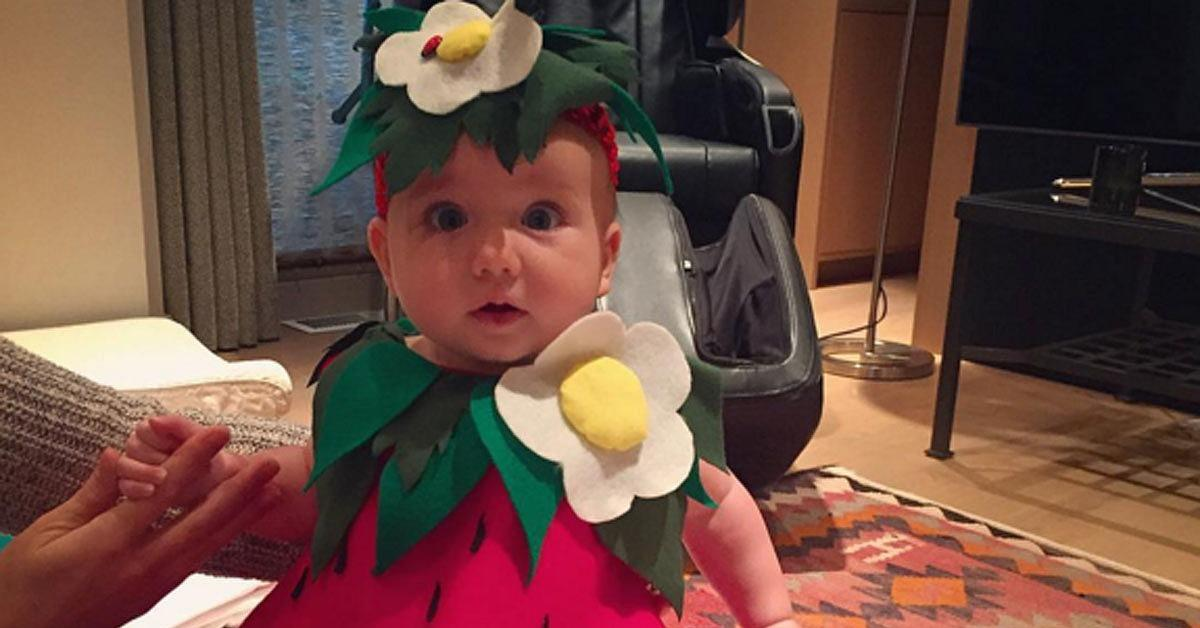 The Absolute Sweetest Photos of Macklemore's Daughter That W