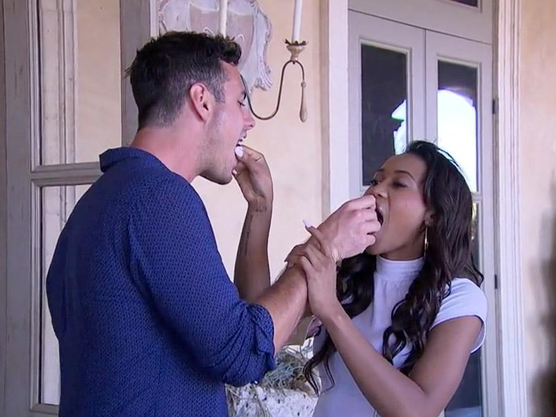 The Bachelor Recap: Find Out Who Gets a Rose from Ben - and
