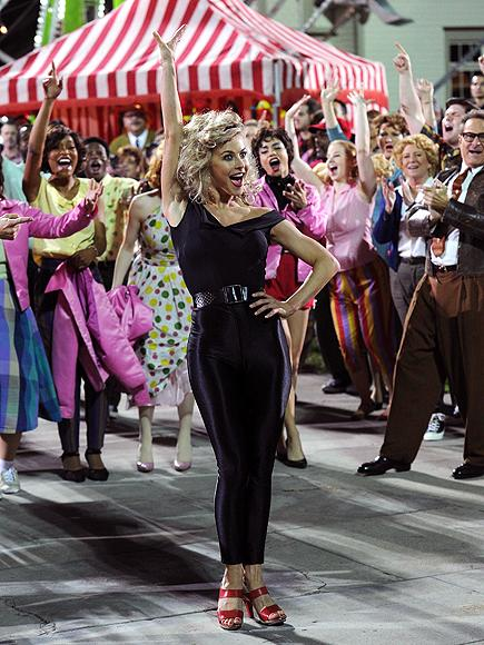 The Best Moments from Grease: Live, as Told in GIFs