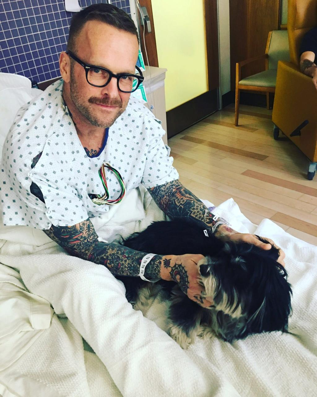 The Biggest Loser       's Bob Harper Says He Is        On the Mend      '  After He Suffered a Heart Attack 2 Weeks Ago