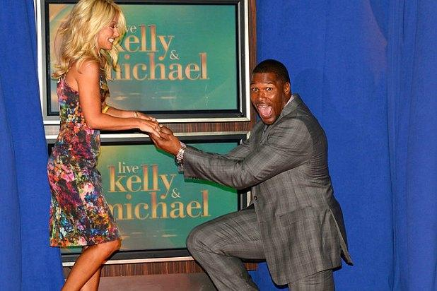 The Evolution of Michael Strahan, From NFL Star to Morning T