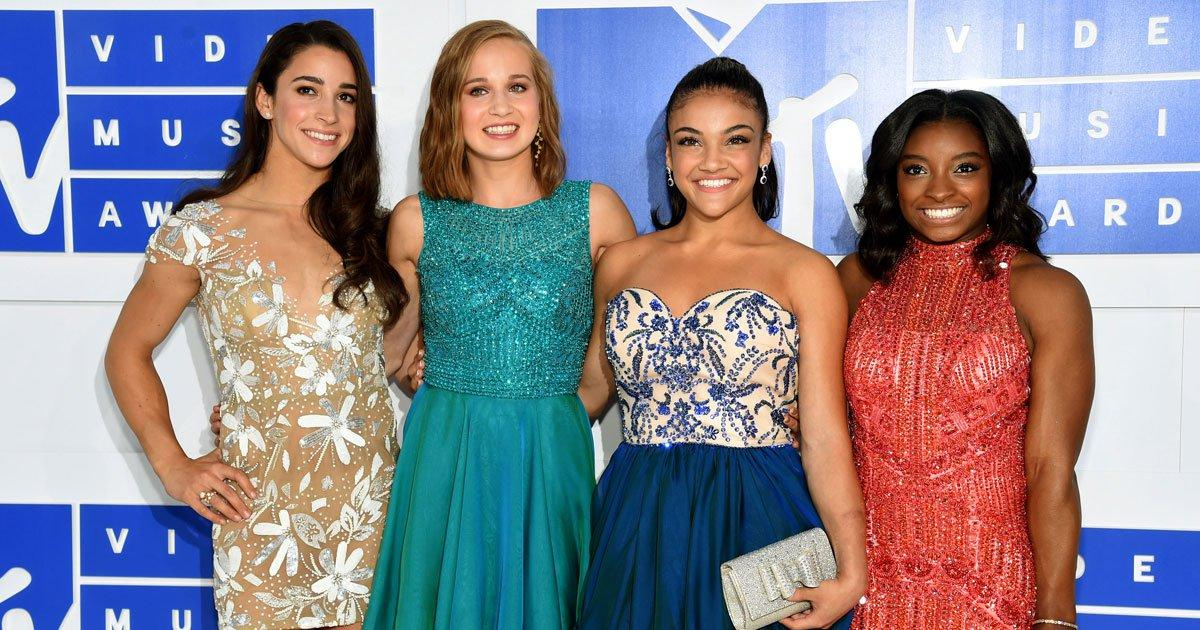 The Final Five (Minus 1) Ditch the Gym For the VMAs Red Carpet