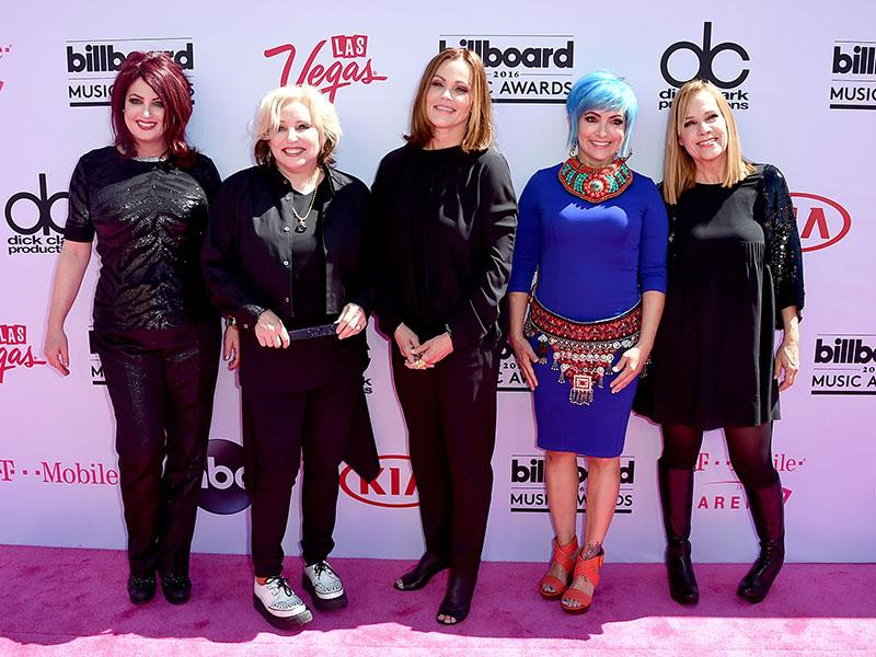 The Go-Go's Reunite for 'We Got The Beat' Performance at the 2016 Billboard Music Awards