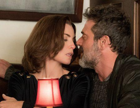 The Good Wife Can't Keep Her Hands to Herself (Plus, A Gun C