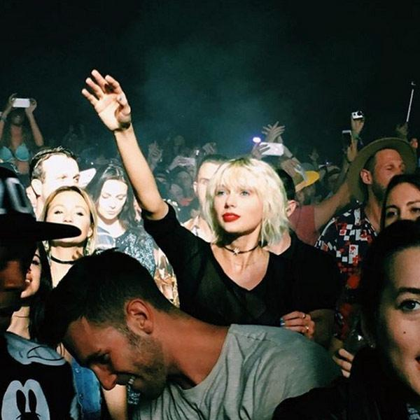The Look of Love! Taylor Swift Is Calvin Harris' Biggest Fan