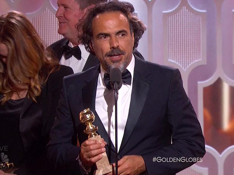 The Revenant Wins the Golden Globe for Best Motion Picture,