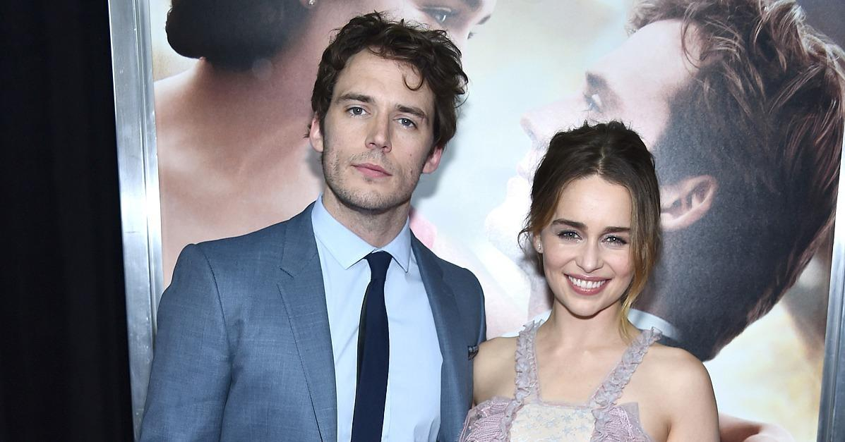 These Cute Photos of Emilia Clarke and Sam Claflin Might Just Send You Over the Edge