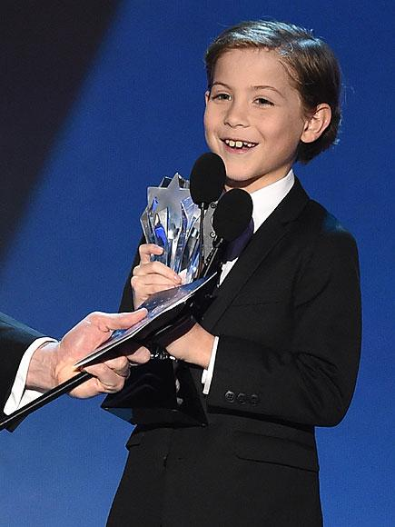 'This Is the Best Day of My Life': 9-Year-Old Jacob Tremblay