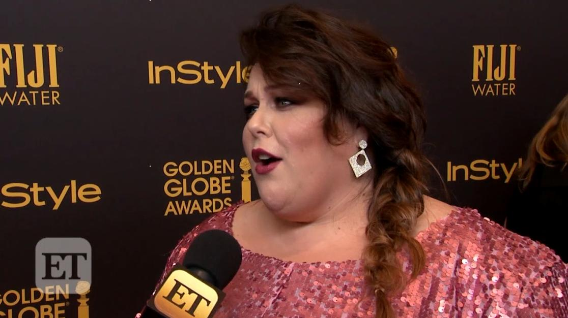 This Is Us      '  Star Chrissy Metz Reveals Her Contract Has Mandatory Weight Loss Clause
