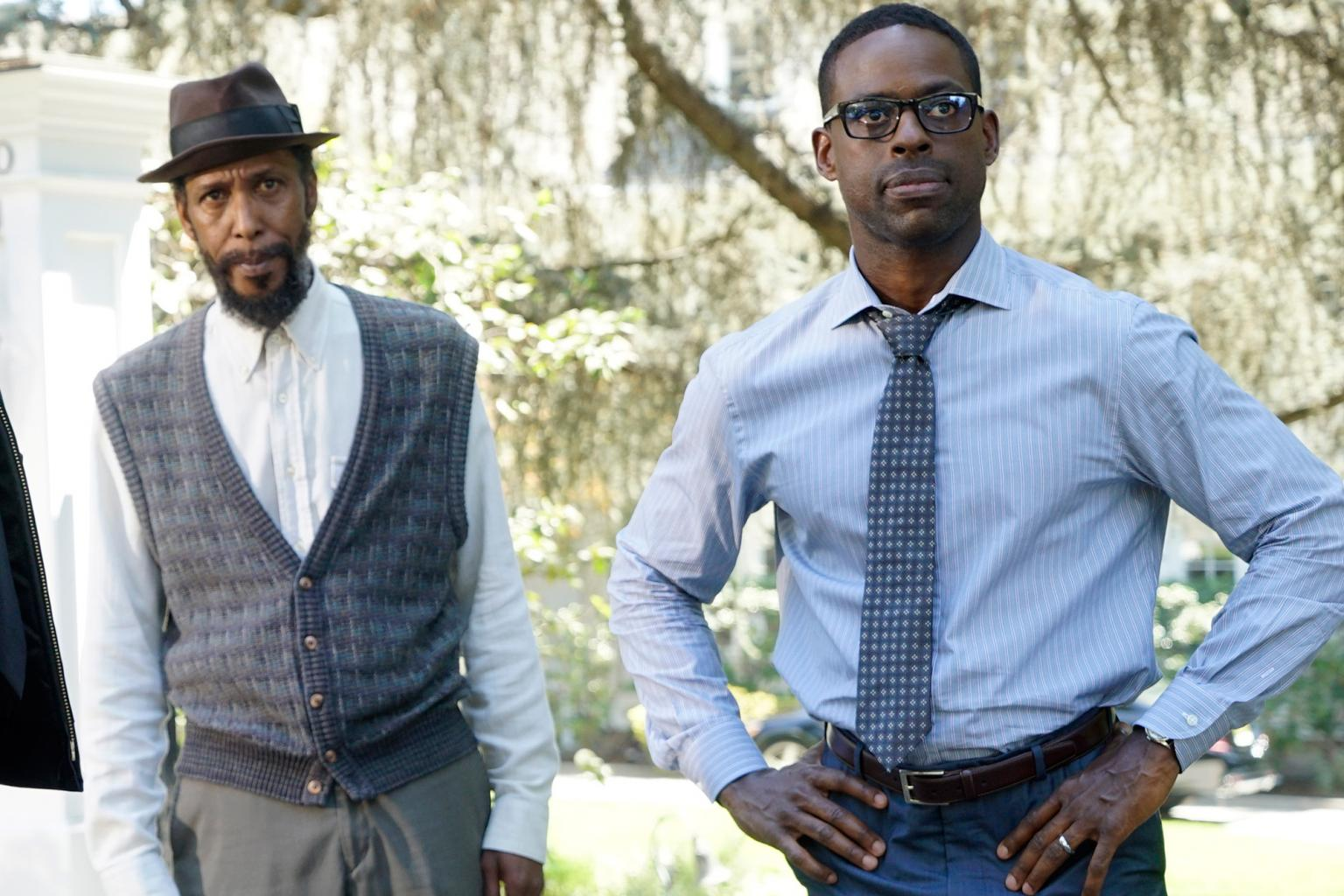 This Is Us '  Sterling K. Brown Sheds Tears in Emotional Facebook Live After That Episode:    Tomorrow Is Not Promised