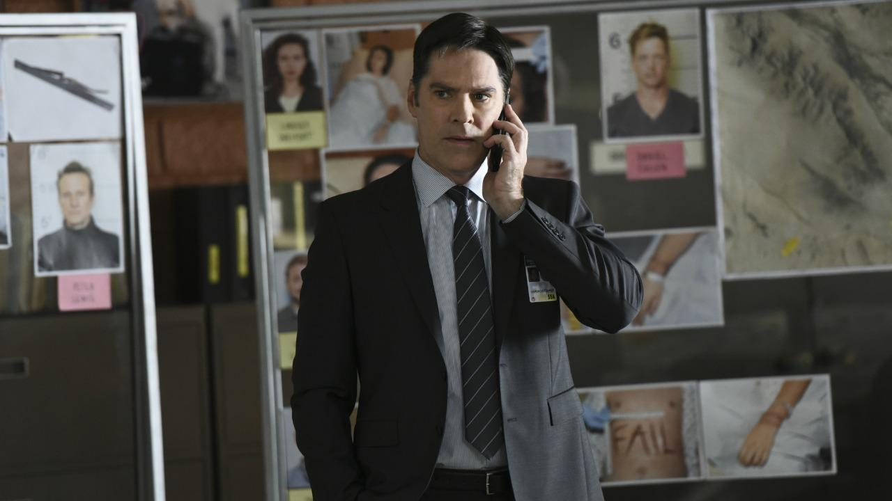 Thomas Gibson Welcomes New    Criminal Minds '  Team Member As His Sudden Exit Nears