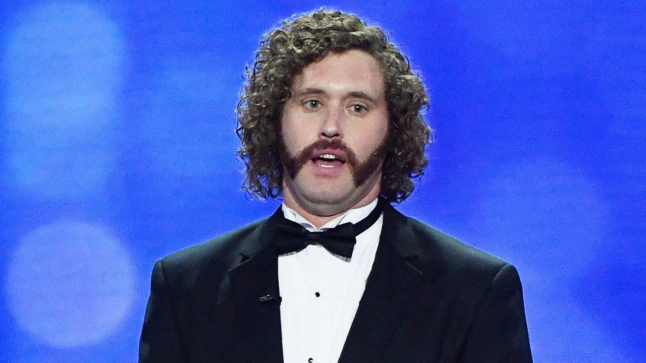 Tj Miller Addresses Battery Arrest During Critics' Choice Awards Monologue... Sort Of