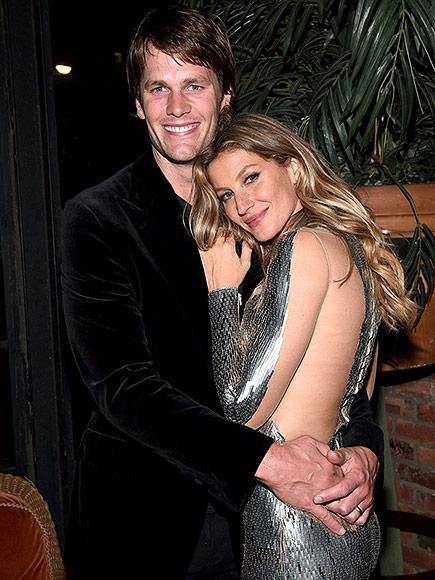 Tom Brady Explains Why He Didn't Attend the Olympics with 'Great Life Partner' Gisele B ndchen