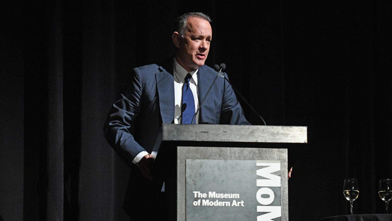 Tom Hanks Plans First Book 'Uncommon Type'