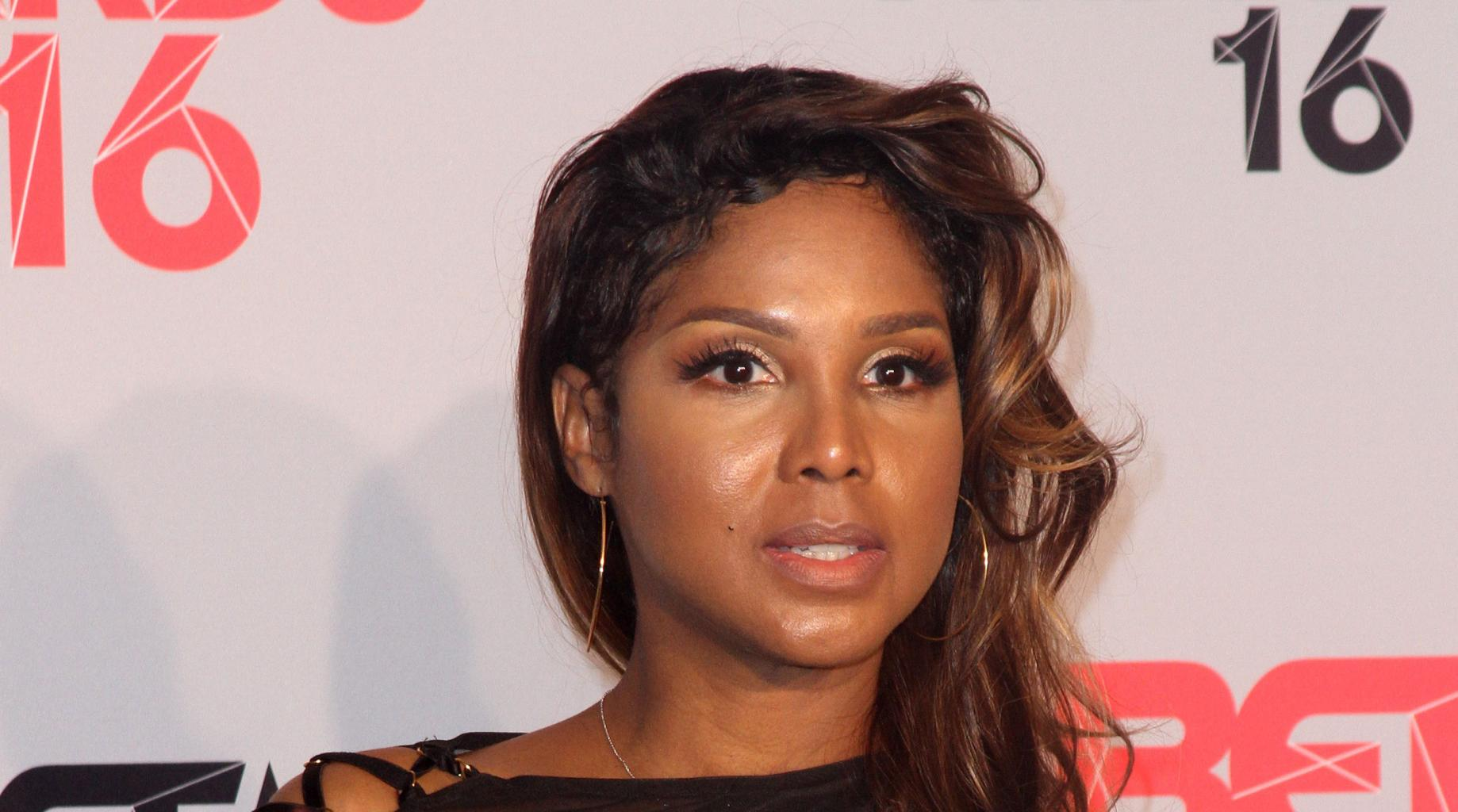 Toni Braxton Cancels Show After Return To Hospital In Lupus Battle, Calls It    Minor Setback