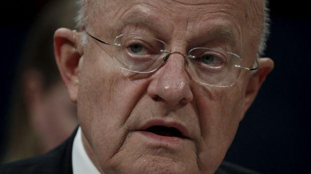 US' top spy James R. Clapper Jr quits, but says it's not because of Donald Trump