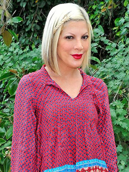 Tori Spelling Sued by American Express for  Credit Card Debt