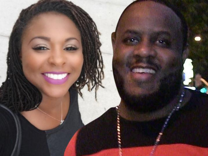 Torrei Hart -- Kevin Hart Who? ... My New Man is B.I.G. (Photos)