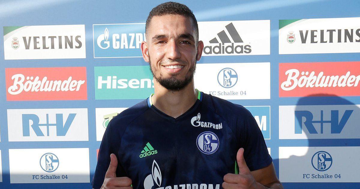 Tottenham midfielder Nabil Bentaleb joins Schalke on season-long loan deal