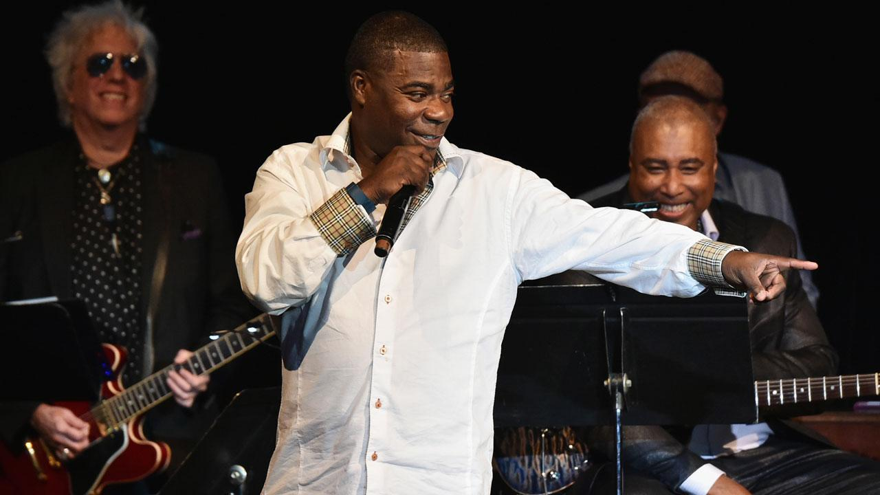 Tracy Morgan Forgives the Truck Driver Who Hit Him, Jokes That His Neighbors Are Still Upset