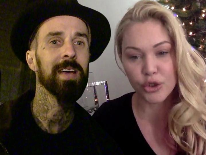 Travis Barker -- My Child Custody Deal Sucks ... Shanna Has