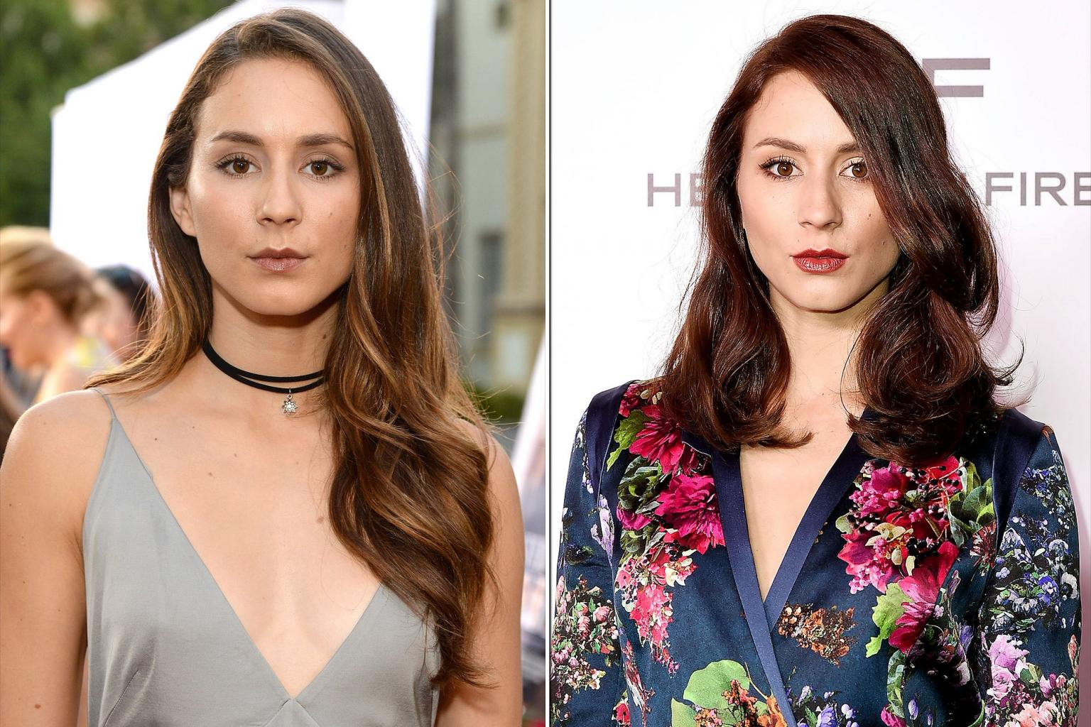 Troian Bellisario Is No Longer        Completely Terrified      '  of Chopping Her Hair: See Her Cute New Cut!