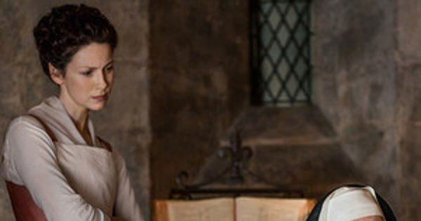 Trouble in Outlander Paradise? Paris Is Clearly Not Easy on Claire and Jamie's Marriage