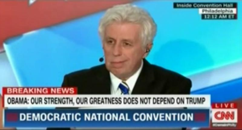 Trump surrogate Jeffrey Lord blames gun violence on legalized abortion  '  and goes down in flames