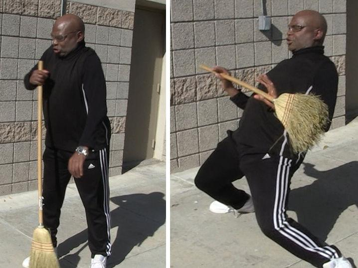 Turbo from 'Breakin' -- Hey Jimmy Kimmel, My Pop and Lock Still Cleans Up (Videos)